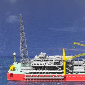 First Steel Cut for Karish and Tanin FPSO