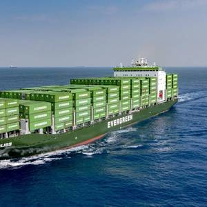 Evergreen Orders Ten Ships