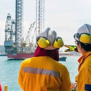 Offshore Incident: Velesto's Jack-Up Rig Tilts, Submerges Off Sarawak, Malaysia