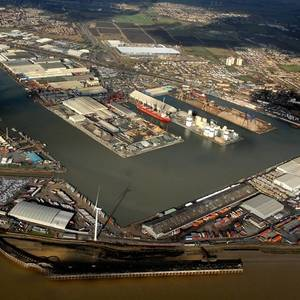 Tarmac, Forth Ports Team-up for Tilbury2