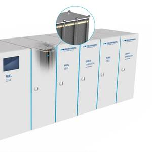 Methanol-operated Fuel Cell System Gets DNV GL AIP