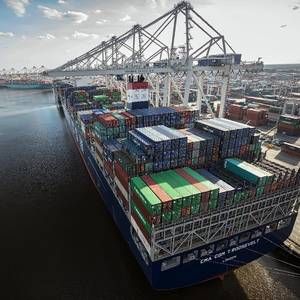 Savannah Port to Build Mega Ship Hub