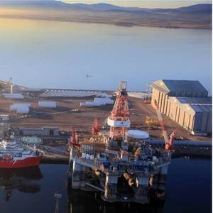 Global Energy Group Wins Nigg Gig