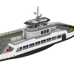 Vendors Sought to Inform Electric Ferry Design