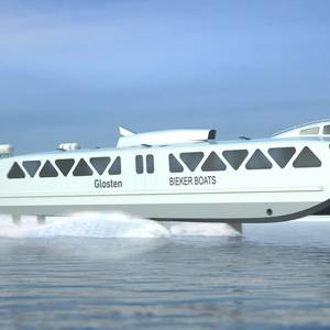 Washington State Partners Set Out to Build Fast Foil Ferry