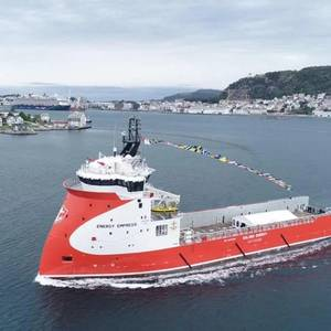 GEO's Twin PSVs Named in Norway