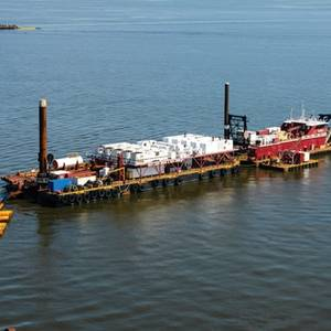 Great Lakes Wins Dredging Contracts Worth More than $50 Mln
