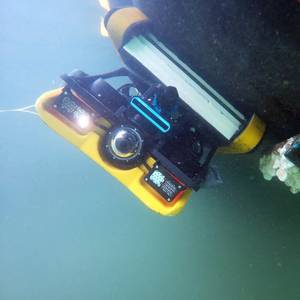 Greensea's New Ship Hull Crawler Tech Launches with VideoRay Defender ROV