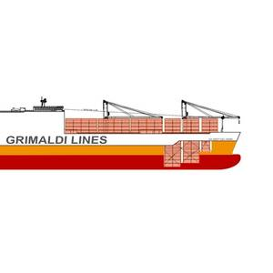 Grimaldi Group Orders Six RoRo Ships