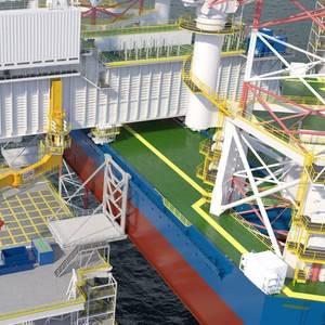 "Maersk Drilling: First Order for ""Chela"" Crane"