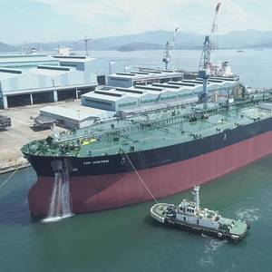 Shipbuilding: Fitch Warns Over Hanjin Shipyard's Debt