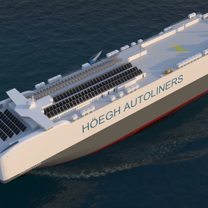 Höegh Autoliners to Launch Ammonia-ready Car Carrier