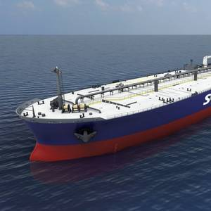 First LNG-fueled Aframax Tankers Ordered