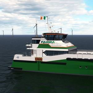 Penguin Building Wind Farm Vessel for Farra Marine