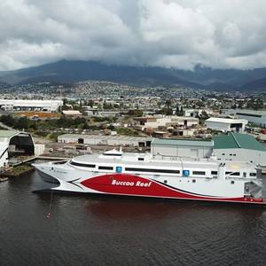 100m Trinidad and Tobago Ferry Launched