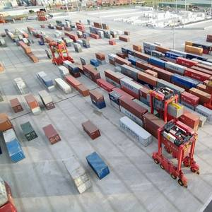 Kalmar Signs Pact with Patrick Terminals
