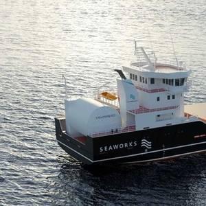 Kongsberg to Equip Seaworks' Innovative New Bulker