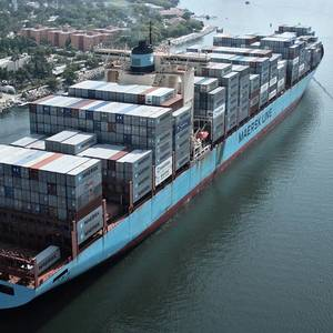Moody's Downgrades Maersk