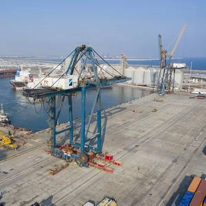 Mammoet Completes Mexican Terminal Expansion