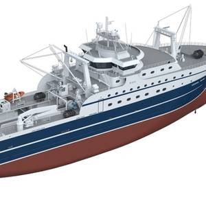 MAN Propulsion for 7 Russian Factory Trawlers