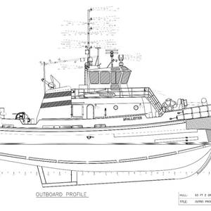 McAllister Towing Orders Two New Tier 4 Tugs