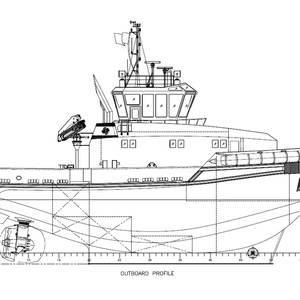 Turkish Yard to Build New Ice Class Tug Design
