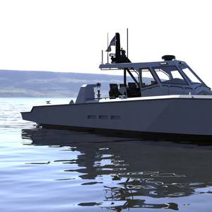 Metal Shark Introduces 52' 'Super Interceptor' Patrol Boat