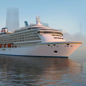 New Cruise Ship Ordered at Meyer Werft