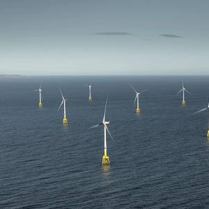 Europe Offshore Wind Capacity Up 18% in 2018