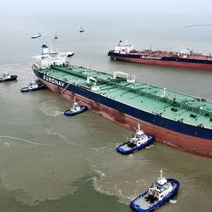 Moda Midstream Announces Ingleside VLCC Berth Upgrades