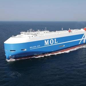 Great Ships of 2018: #4 - Beluga Ace