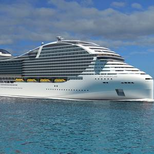 MSC Cruises Orders Newbuilds at STX France