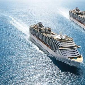 MSC Orders Four Cruise Ship