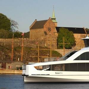Volvo Penta to Supply Gensets for Five New Electric Ferries