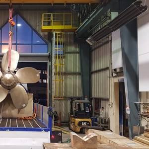 Bureau Veritas Certifies 3D Printed Propeller