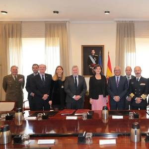 Navantia to Build F-110 Frigates for Spain