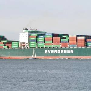 Navis Solution on Evergreen Newbuilds