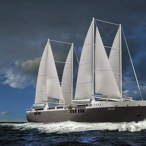 Neoline Chooses Yard to Build Sailing Cargo Ship