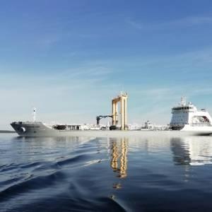 Nevsky Shipyard Delivers Akademik Pashin