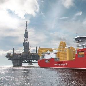 Nexans Designs Power Umbilicals for OneSubsea