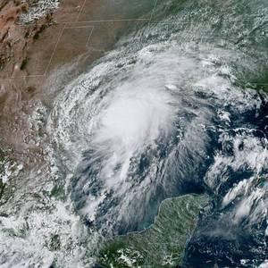 Another Storm Barrels Toward US Gulf Coast