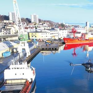 "Norway Builds Drone Fleet for coastal ""Sulfur Patrols"""
