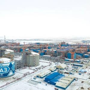 Novatek Signs LNG Equipment Deal