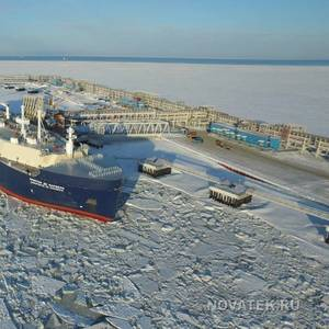 Novatek Kicks-off Yamal LNG's Train 3