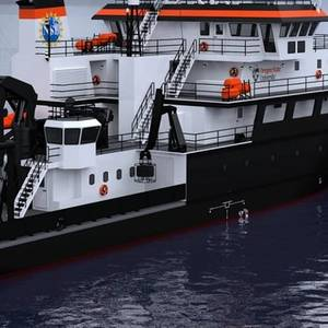 Gulf Island to Build OSU Vessel