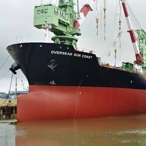 HMD Delivers Newbuild Pair to OSG