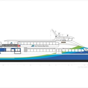 PPG, MTU Power Bay Area's New Ferries