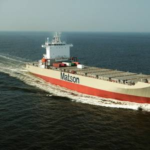 PSI Delivers LNG-Fuelled Vessel to Matson