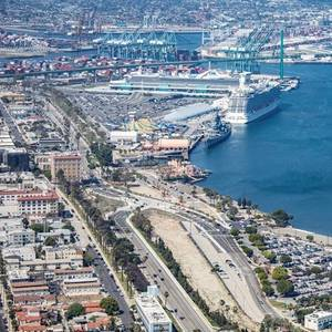 Port of Los Angeles June Volumes Up 5.8%