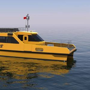 New Water Taxis Get Scania Power